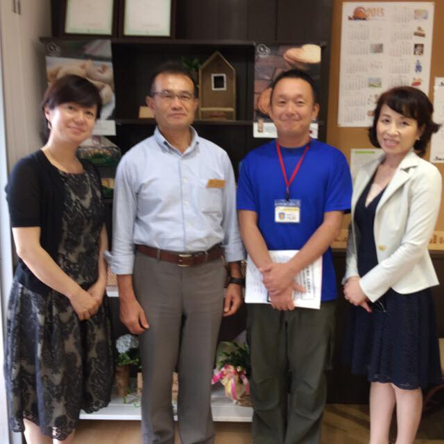 関係機関訪問高知大学附属特別支援学校