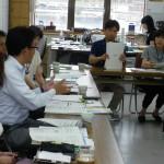 ディーセントワーク委員会学習会(障がい者就労の仕組みについて)